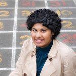 UBC student Anushka Samarawickrama